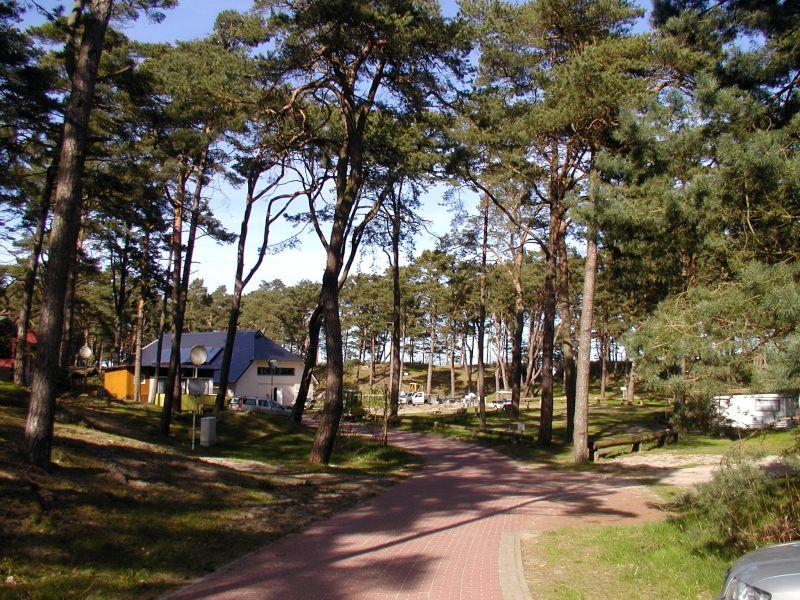 Campingplatz Göhren